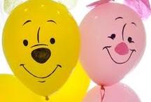 z balonów