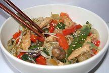 Chinees/Indisch eten