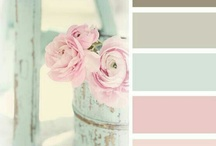 colour palettes / Decorating
