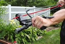Slingshot bow