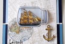 Karten - Open Sea - Stampin' Up