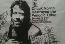 Chuck Norris / by Jessica Zehner