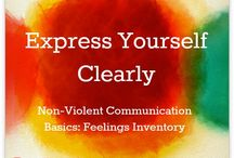 NVC / Non Violent Communication