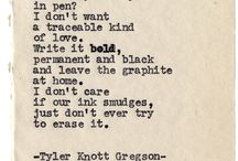 Typewriter Series