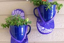 Garden crafts / Decorative