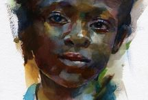 Afrikaanse  portretten
