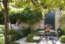 meditterane tuin