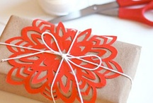 Gift Packaging / by Michelle Mach