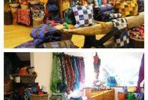 Skye Batiks / A taste of life in Skye and our lovely Skye Batiks shop