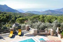 Kalkan Villalarımız - Villa Begonvil / Kalkan'da Korunaklı Havuzlu Villa Tatili!