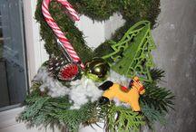 Christmas / Advents- und Weihnachtsdekoration