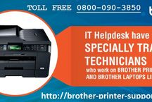 Brother printer support number 0800-090-3850 Brother Customer Support Number