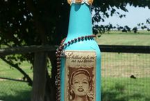 Altered Bottles / by Our Sassy Life Crafts