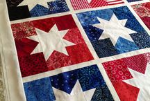 Quilts of Valor ideas / by Laurie Lauricella