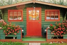 Cozy Cottage / by Kristine Blocker