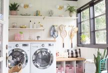 Staging Laundry