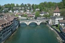 Bern / Hlavní město Švýcarska - zemí hor a čokolády.