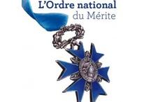 ordre du Mérite / Médailles et décorations