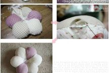 Diy flowers ,bows & butterfly / How to make flowers,bows  and butterfly from paper, fabric, string and others materials