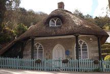 Cornish Cottages & Farm Houses