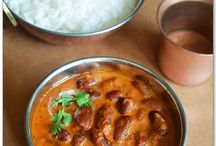 Indian Food / curries, flat breads, chutneys, spices...
