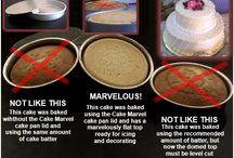 Cake Marvel Creations