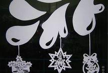 Vianočné okná