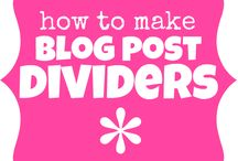 Just for Blogging / by Kelly Clark