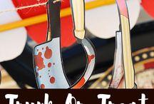 Trunk or Treat Halloween Ideas // Michelle's Party Plan-It