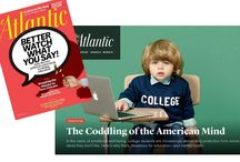 Articles to Read / Articles that provoke conversation, thought and discussion.