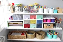 a's room - craft corner