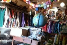 I am a Thriftologist! / Thrift stores I wanna visit, have visited. Finds from thrift stores basically my place for my obsession of all thrifty things: fashion and home stuff etc