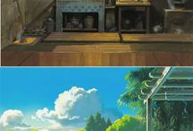 ghibli world