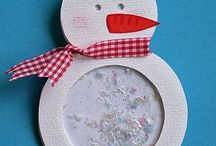 vánoční nápady a zima