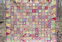 Quilts I love / Patchwork and applique eye candy