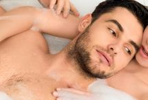 Clean Me / Clean Me...A hot bath, a glass of wine and you.  What more could I want? Organic and natural bath time delights.