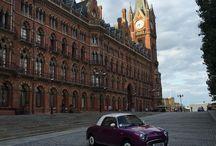 Travel -- London
