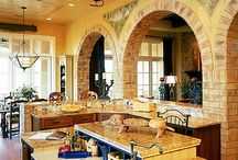 My Tuscan Home / The design style that I want for my home is Old World European/Tuscan