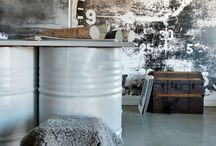 Ideabook: Steampunk and Industrial
