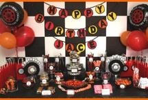Boy Birthday Party ideas  / by Ashley Bannister