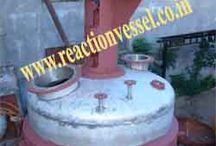 Reaction Vessel / Ambica Boiler & Fabricator Provides Reaction Vessel Manufacturers, Pharmaceutical Equipment, Paint Machinery, Pressure Vessel and ETO Sterilizer in India