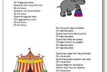 chanson du cirque