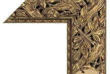Mouldings custom framing / Frame references for photographers and framers. This is a collection of inspiration and ideas for custom framing portraits / by Allison Cordner Photography