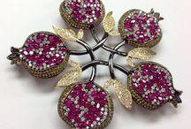 Pomegranate Jewellary
