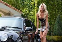 kobiety samochody