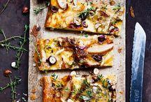 food / Tasty, aesthetically-pleasing food visuals.
