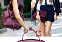 Burgundy and combinations
