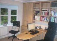 Our Home Offices / At T and G, we understand that a great workspace is critical to productivity. We can help you to create fitted office furniture that meets all of your working needs.