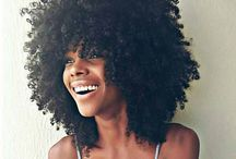 BOSKOP / CURLY, NATURAL, ETHNIC, AFRO HAIR