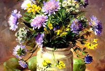 Anne Cotterill Floral art